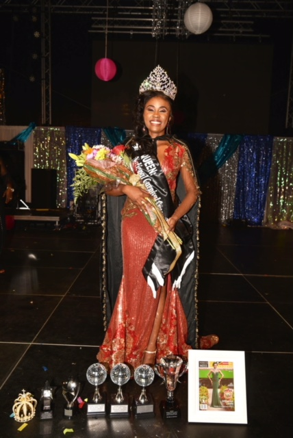 Miss SCASPA nabs National Carnival Queen title!